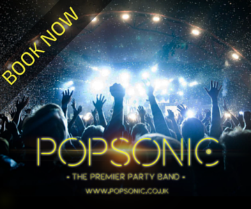 popsonic party band - weddings - parties - functions