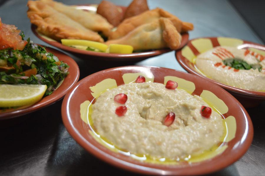 Almas Restaurant Hove Menu