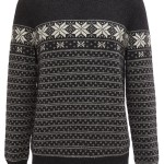 BHS: Fair Isle Crew Neck Jumper