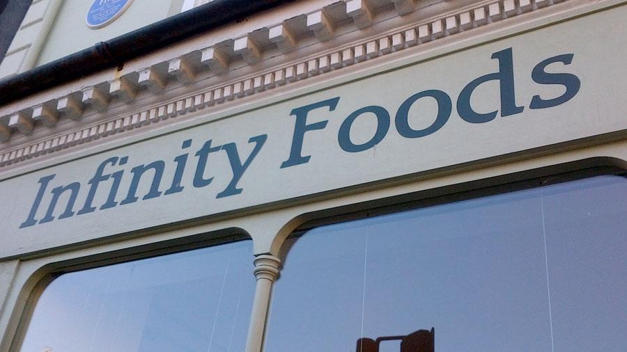 infinity foods north laine
