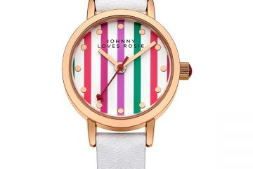 Coloured Face Watches