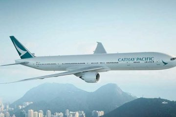 cathay paciifc airlines