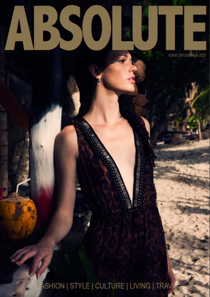 absolute magazine summer 2020