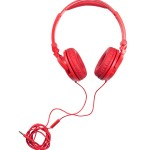 BHS: Red ID Over the Ear Headphones