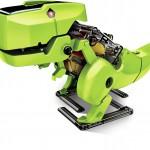 Tiger: Solar Powered Robot