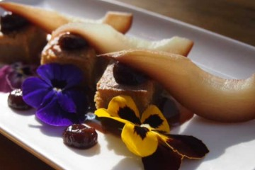 1847 chocolate and pear