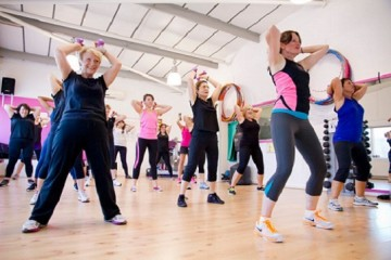 Fit'n'Mix womens fitness Brighton
