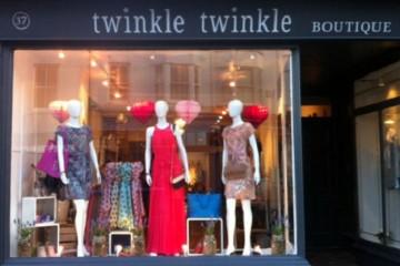 twinkle twinkle shop front