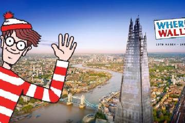 Where's Wally? The Highest Search Is ON At The Shard