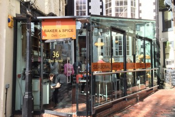 Baker and Spice launch East St
