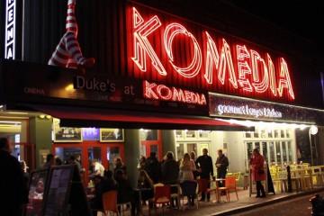 Komedia May Listings