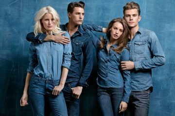 Brits Love Of Denim