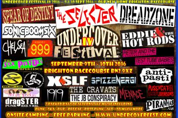 Under Cover Festival IV