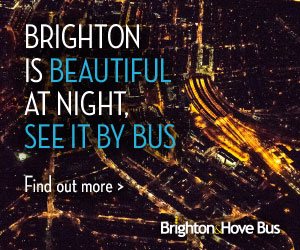 brighton by bus