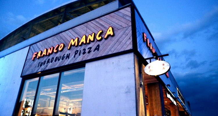A Pizza The Action At Franco Manca Absolute Magazine