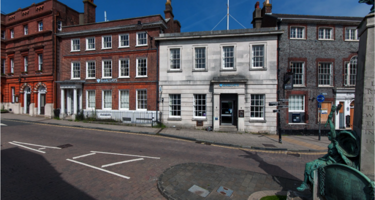 Barclays Bank building Lewes Investment opportunity SHW Property