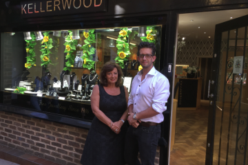 Kellerwood jewellers brighton
