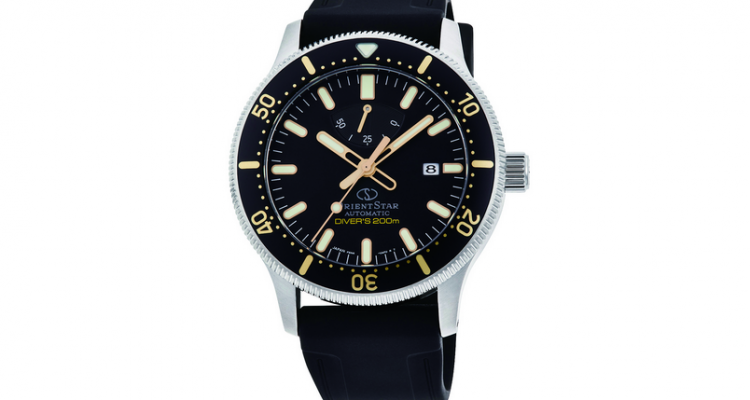 New Orient Star Sports Diver Time Piece Win Good Design Award Absolute Magazine Fashion Lifestyle
